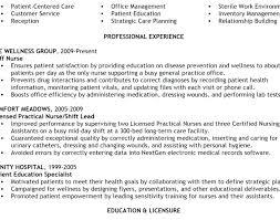 sample resume licensed practical nurse lpn resumes examples resume examples resume experience lpn resume