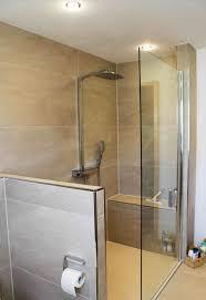 Dusche Gemauert Mit Glas Temobardz Home Blog