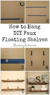 How To Hang Corner Shelves Magnificent How To Hang Floating Shelves Liminality32