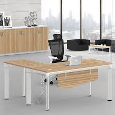 asian office furniture. Simple Style Asian Office Furniture Malemine Faced MDF 1.6m L Shape  Table Asian