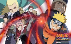 Naruto Movie 2 - Legend of the Stone of Gelel   Naruto the movie, Naruto  movie 2, Anime