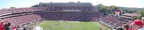Sanford Stadium Seating Chart 2018 Sanford Stadium Wikipedia