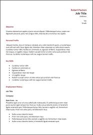 Resume Font Size Standard 01 Change Font Full Jobsxs Com