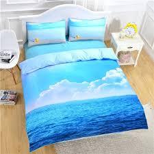 ocean scene duvet covers beach themed uk nautical pertaining to cover prepare 7