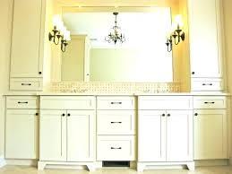 master bathroom vanities double sink vanity with tower towers bath ideas design m