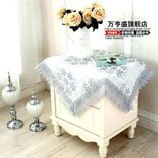 small square tablecloth coffee table fabric linen fresh book or round cloth rectangular living