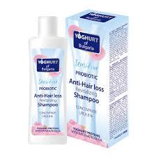 Probiotic Anti Hair Loss Shampoo Yoghurt Of Bulgaria Hair Anti Hair Loss Shampoo Uk