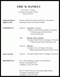 Resume For Full Time Job Best of First Time Resumes Free Resume Templates 24