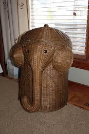 Rattan Elephant Hamper Gallery Modern House Design Ba Nursery Wicker Elephant  Hamper