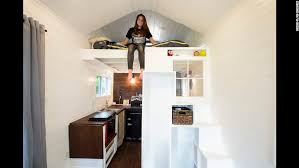 """""""I'm doing it to show him that I can do. Photos: Tiny house, big  lessons"""
