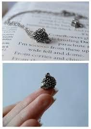 <b>Adorable</b> Teeny <b>Tiny</b> Forest <b>Hedgehog</b> Necklace | <b>Cute</b> Silver ...