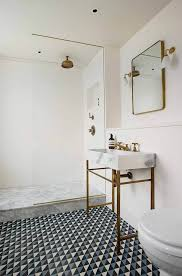 bathroom trends. so, here some of the bathroom trends for this coming year. they are looks that have slowly crept in rather than arrived with a bang (and declared as the l