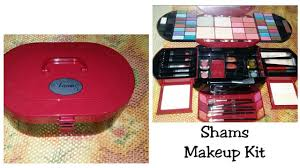 shams makeup kit very beautiful kit