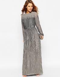 Long Sleeve Casual Maxi Dress 1 2 Fashionoah Com