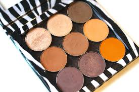 makeup geek customised palette review swatches by face made up