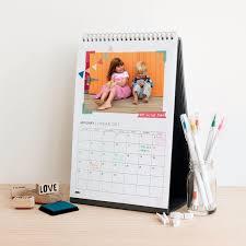 2016 diy desk calendar handmade calendars