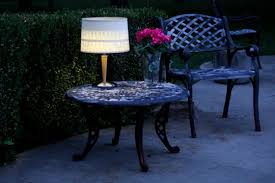 These Solarpowered LED Lights Come In The Form Of flushtothe Patio Lighting Solar