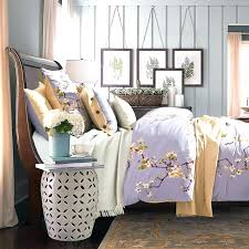 rustic chic bedding country chic bedding lilac and yellow plum flower print country chic rustic style