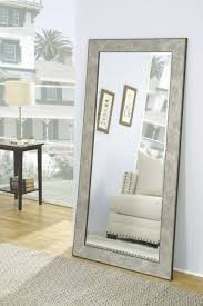decorative wall mirrors large frameless