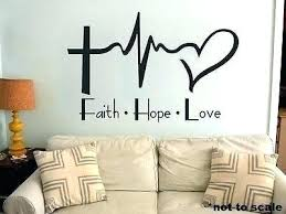 home theater wall decor ideas gym custom signs faith crafty design hope love decorating amazing i