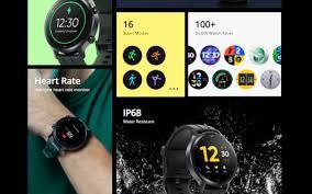 Realme Watch S, Realme Watch S Pro ...