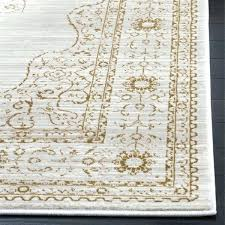 cream blue and gold rug serenity x free today black area cream gold rug