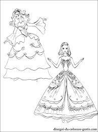 Disegni Di Barbie Da Colorare Disegni Da Colorare Gratis