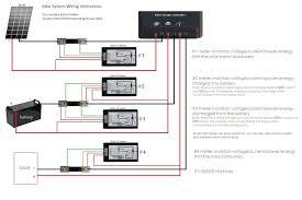 Battery Voltage Meter Wiring Diagram For 110-Volt Plug Wiring Diagram