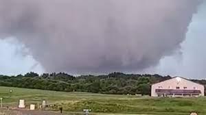 in Wisconsin as tornado warning issued ...