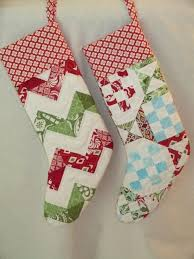 113 best Christmas Stockings images on Pinterest | Candies, Boots ... & Quilted Christmas Stocking Patterns | Recent Photos The Commons Getty  Collection Galleries World Map App . Adamdwight.com
