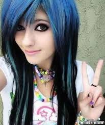 how to do emo makeup you saubhaya makeup source 1000 images about hair dye on emo hair blue hair and green hair emo makeup