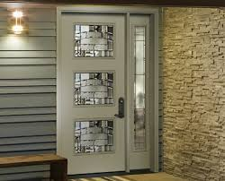 exterior steel glass doors