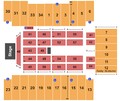 Fargodome Tickets 2019 2020 Schedule Seating Chart Map
