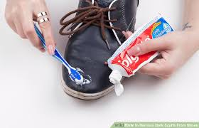 image titled remove dark scuffs from shoes step 2