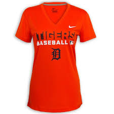 Nike Dri Fit Jersey Size Chart Detroit Tigers Ladies Dri Fit Shadow Team Issue T Shirt By