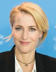Gillian Anderson Wikipedia