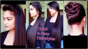 Collection Of Simple Hairstyles For Medium Hair Indian 35 Images
