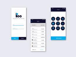 Bank Graphic Design Bank App Design By Mateusz Gurycz On Dribbble