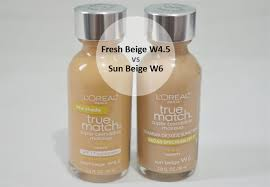 loreal true match foundation review