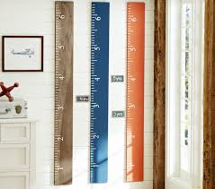 personalized growth charts pottery barn kids