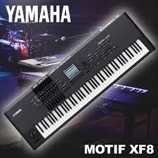 yamaha motif xf8. yamaha motif xf8 88 keys yamaha motif xf8
