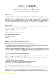 Lovely Template For A Resume Best Templates