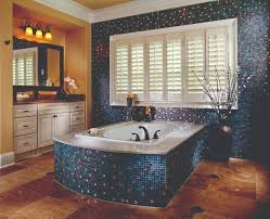 Creative Ways To Transform Your Bathroom By Adding Mosaic Tile - Mosaic bathrooms