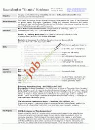 Tips On Writing A Resume Objective With Examples Hr Intern Resume