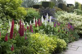Mediterranean Garden Design Best 48 Tips For Beautiful Garden Borders Real Homes