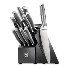 null Modernist 13-Piece Knife Block Set