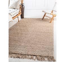 3 3 x 5 braided jute rug