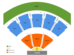 Verizon Wireless Amphitheatre Seating Chart Atlanta Atlanta Symphony Orchestra At Verizon Wireless Amphitheatre