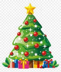 Clipart Cartoon Christmas Tree Free Download Best Christmas Tree