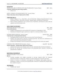 Electrical Engineering Resume Samples Sample Resume Graduate Sample Electrical Engineering Resume Sample